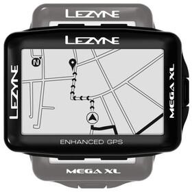 Lezyne Mega XL GPS Navigointilaite , musta
